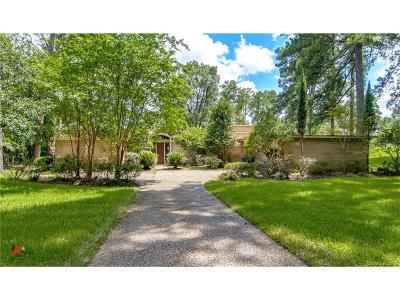Shreveport Single Family Home For Sale: 439 Spring Lake Drive