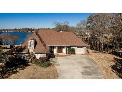 Benton Single Family Home For Sale: 5104 Holly Pointe Lane