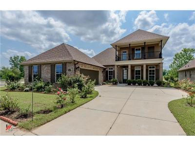Shreveport Single Family Home For Sale: 2852 Caribbean Cove