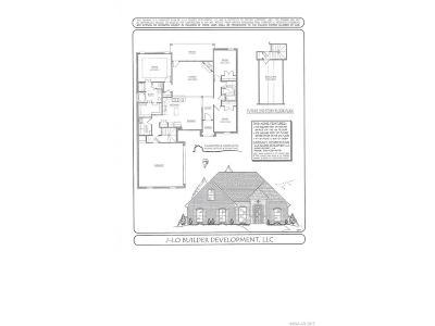 Haughton Single Family Home For Sale: 735 Fir Wood Lane #18