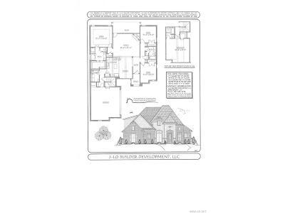Haughton Single Family Home For Sale: 721 Fir Wood Lane #18