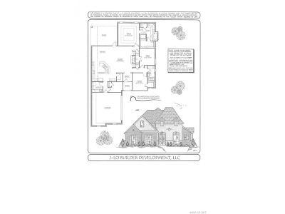 Haughton Single Family Home For Sale: 743 Fir Wood Lane #18