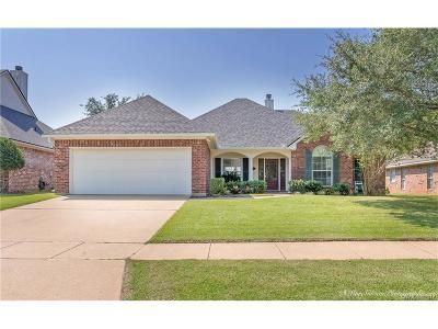Cross Creek Single Family Home For Sale: 1610 S Lexington Drive