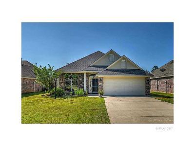 Haughton Single Family Home For Sale: 509 Brunswick Gardens