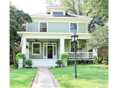 Shreveport Single Family Home For Sale: 817 Wilkinson Street