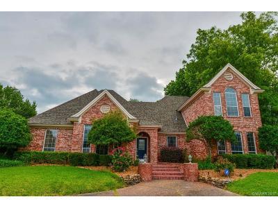Bossier City Single Family Home For Sale: 18 Fairmont