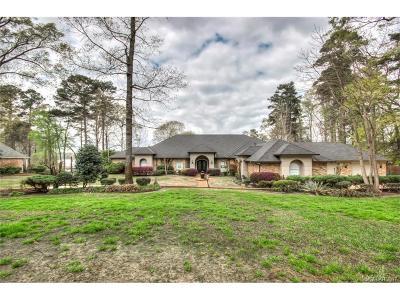 Benton Single Family Home For Sale: 1019 Bay Ridge