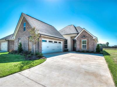 Bossier City Single Family Home For Sale: 1932 Valdemar Place