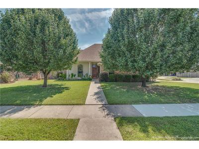 Bossier City Single Family Home For Sale: 6200 Hollyhock Lane