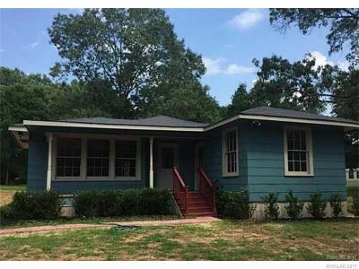 Stonewall Single Family Home For Sale: 237 Ward Road