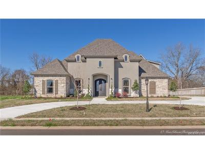 Bossier City Single Family Home For Sale: 611 Caledonia Drive