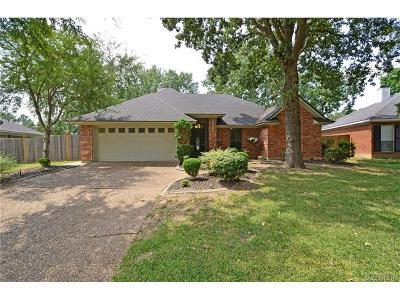 Bossier City Single Family Home For Sale: 515 Parklane Drive