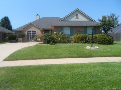 Bossier City Single Family Home For Sale: 1033 Creole Drive