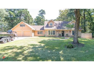 Haughton Single Family Home For Sale: 15 Lee Lane