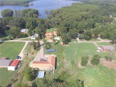 Oil City Single Family Home For Sale: 10134 Plum Point Road
