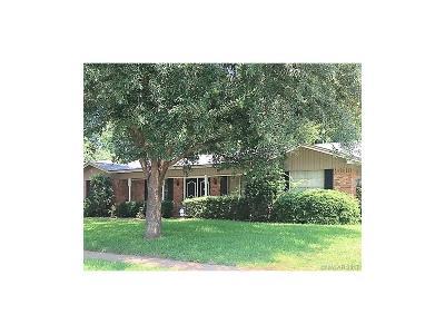 University Terrace, University Terrace South Single Family Home For Sale: 7213 University Drive