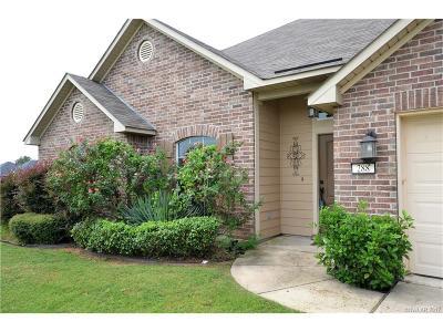 Bossier City Single Family Home For Sale: 288 Avondale Lane