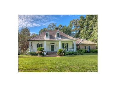 Shreveport Single Family Home For Sale: 436 Railsback Street