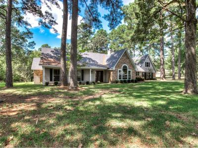 Benton Single Family Home For Sale: 1708 Spencer Circle