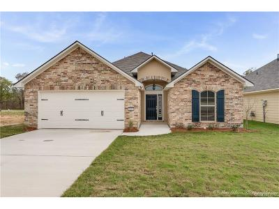 Bossier City Single Family Home For Sale: 3433 Grand Cane Lane