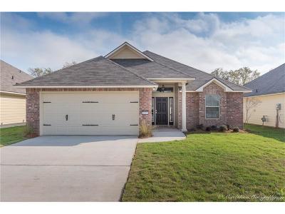 Bossier City Single Family Home For Sale: 3435 Grand Cane Lane