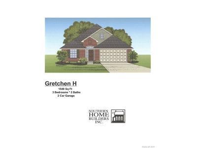Bossier City Single Family Home For Sale: 3437 Grand Cane Lane