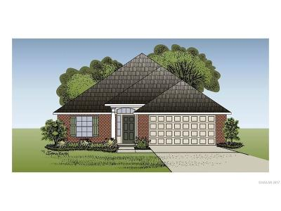 Bossier City Single Family Home For Sale: 1701 Avondale Court