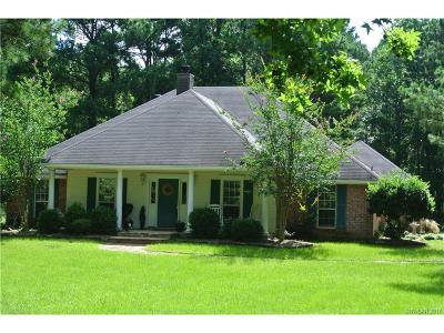 Shreveport Single Family Home For Sale: 12117 Providence Road