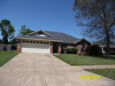 Bossier City Single Family Home For Sale: 2125 Beauregard Place