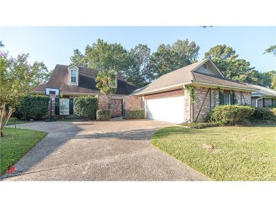 Shreveport Single Family Home For Sale: 9948 Beaver Creek Drive