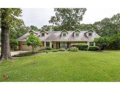 Haughton Single Family Home For Sale: 153 Crandon Lane
