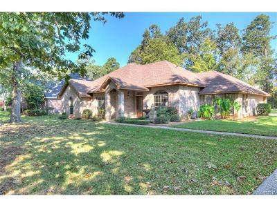 Benton Single Family Home Contingent: 112 Hilton Head Drive