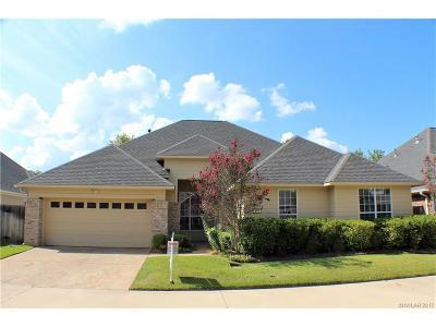 Shreveport Single Family Home For Sale: 210 Hallette Drive
