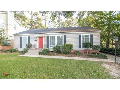Shreveport Single Family Home For Sale: 612 Dudley Drive