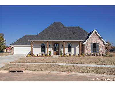 Benton Single Family Home For Sale: 312 Ansley