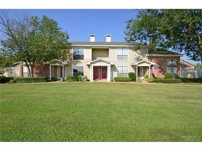 Bossier City Condo/Townhouse For Sale: 3 Meadow Creek Drive