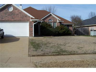 Bossier City Single Family Home For Sale: 6003 Inglewood Court