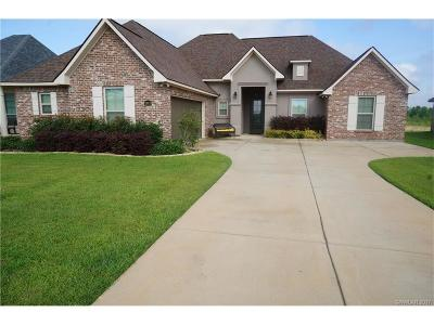 Shreveport Single Family Home For Sale: 2912 Paradise Drive