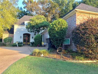 Bossier City Single Family Home For Sale: 35 Wilshire Drive