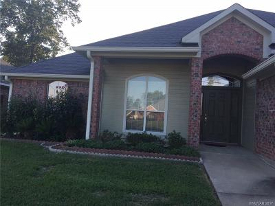Shreveport Single Family Home For Sale: 9038 New Castle Drive