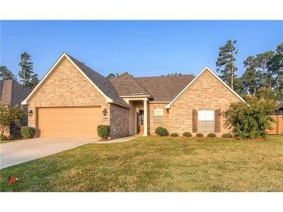 Shreveport Single Family Home For Sale: 9050 Toplecot Drive