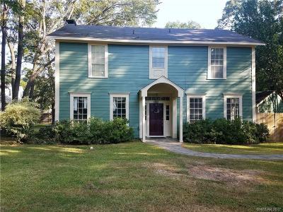 Shreveport Single Family Home For Sale: 675 Lockette Lane