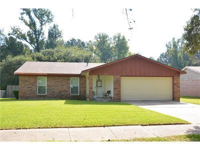 Shreveport Single Family Home For Sale: 9723 Charleston Drive