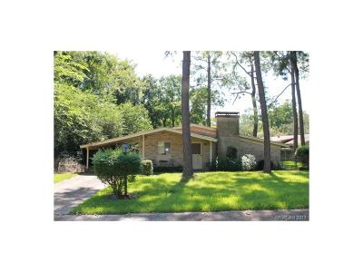 Shreveport LA Single Family Home For Sale: $119,900