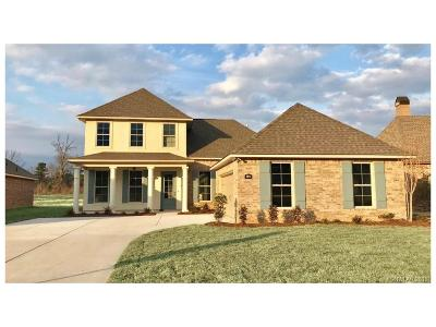 Benton Single Family Home For Sale: 224 Danielle Drive