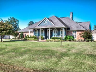 Haughton Single Family Home For Sale: 416 Rimstone Drive