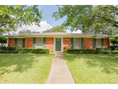 Shreveport LA Single Family Home For Sale: $199,900