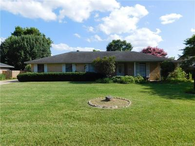 Bossier City LA Single Family Home For Sale: $185,000