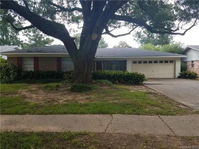 Shreveport LA Single Family Home For Sale: $169,500