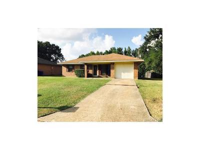 Shreveport LA Single Family Home For Sale: $84,900